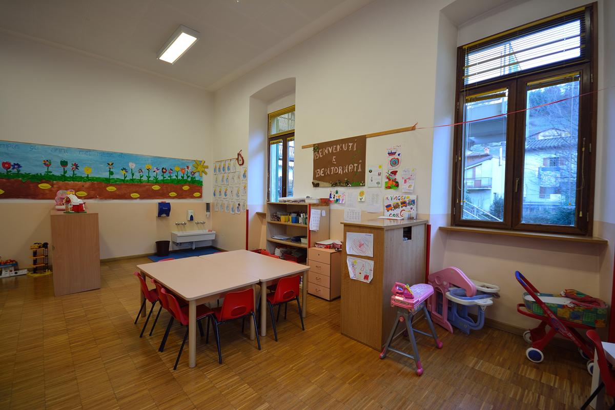 Scuola dell'infanzia Bari-Maninetti di Ardesio
